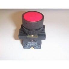 Ela Eletro Araguari BOTAO COMAN.P20BFR-R-1B S/RETEN.VM 1NF >1F BOTAO METALTEX