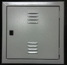 Ela Eletro Araguari CAIXA TELEF.TLBE-3 FP 40X40X13