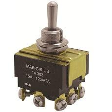 Ela Eletro Araguari CHAVE 14303 A1B1P1Q INTER.TRI.15A (1024) >4C CHAVE MAR GIRIUS