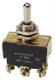 Ela Eletro Araguari CHAVE 14205 A1B1P1Q 15A LIG-DESL-LIG(976) >4C CHAVE MAR GIRIUS