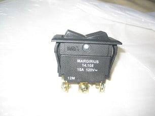 Ela Eletro Araguari CHAVE 14105 PULSADORA  A1B1P1-Q (899) >4C CHAVE MAR GIRIUS