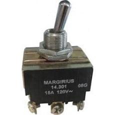 Ela Eletro Araguari CHAVE 14301 A1B1P1Q INTER.TRI.15A(1022) >4C CHAVE MAR GIRIUS