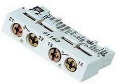 Ela Eletro Araguari CONTATO DMCF-11 FRONT 1NA+1NF >1F CONTATO METALTEX