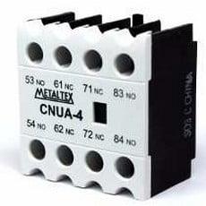 Ela Eletro Araguari BLOC CONT.CNUA-422 2NA/2NF P/CN9-90 >1F CONTATO METALTEX