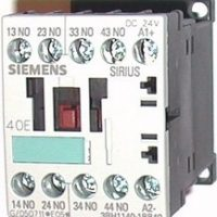 Ela Eletro Araguari CONTATOR SIRIUS 3RH11 40-1HB40 30VDC 4NA >7P CONTATOR SIEMENS