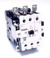 Ela Eletro Araguari CONTATOR 85AMP CT85 220V 2NA/2NF >1F CONTATOR METALTEX