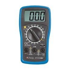 Ela Eletro Araguari MULTIMETRO DIGITAL ET-1400>1B MULTIMETRO MINIPA