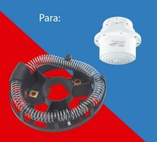 Ela Eletro Araguari RESIST.0579 E 80CH.TRADIC.110/220V NV.>9J RESISTENCIA FAME