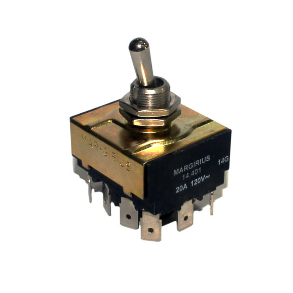 Chave Interruptor Quadripolar15A 14401 (1030)