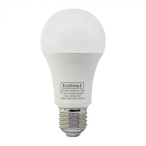 Lâmpada Bulbo LED Bivolt 8 5w 6000k