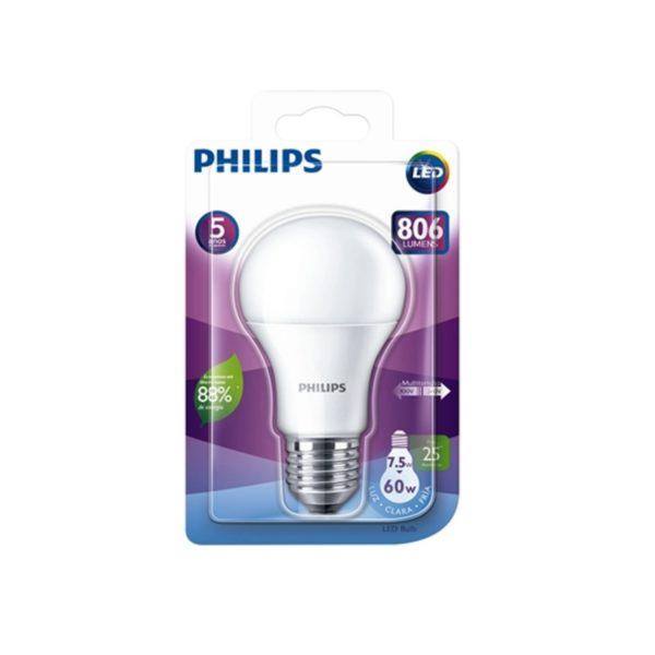 Lâmpada LED Bulbo Bivolt 06W 6400K