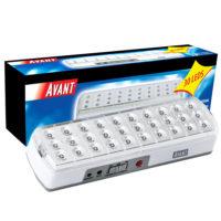 Luminária de Emergência 30 LEDs 2W Bivolt