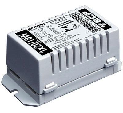 Reator Eletrônico Bivolt 1X1820W