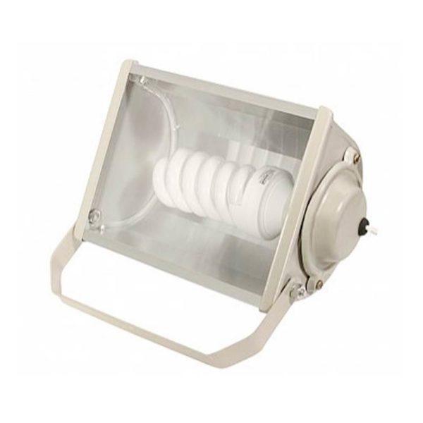 Refletor Para Lâmpada 100/34W Bege E 27